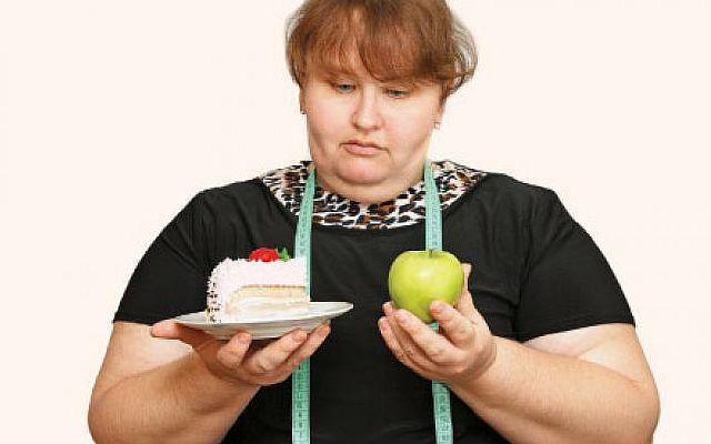 Одна из четырёх женщин даже не осознают, что страдают лишним весом