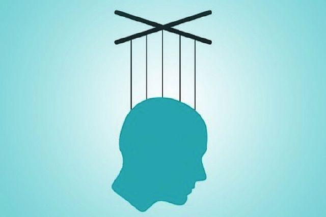 контроль сознания человека