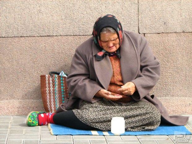 криминализация бедности