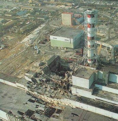 10 lugares más radiactivos en la Tierra, hoy. 21