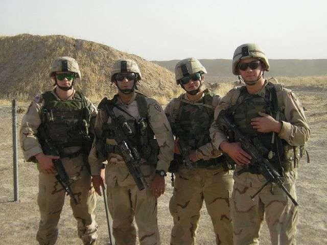 Изнасилование американскими солдатами иракских женщин