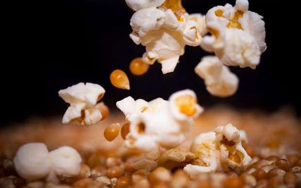 Польза попкорна: больше антиоксидантов,  чем в овощах и фруктах