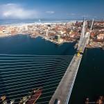 Новый мост через Золотой Рог