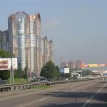 Рублевское шоссе еще больше?