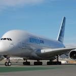Airbus A380 теперь и в России
