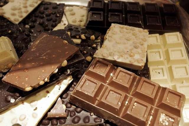 Темный шоколад: полезные свойства
