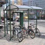 Столица благоволит велосипедистам