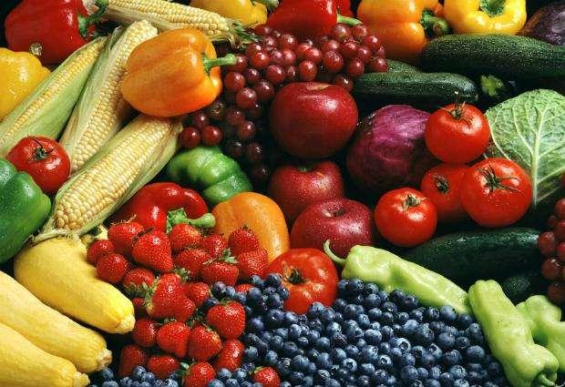 Обрабатываемые пестицидами фрукты и овощи