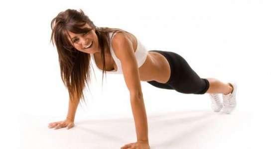 Пять самых популярных физических упражнений