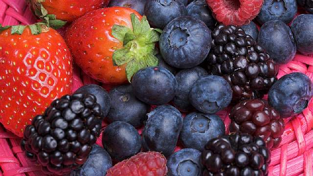 Самые полезные для здоровья ягоды