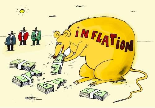 Как в 9 странах инфляция переросла в гиперинфляцию