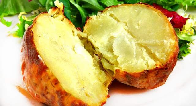 Употребление картофеля
