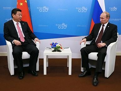 Россия как поле битвы между США и Китаем