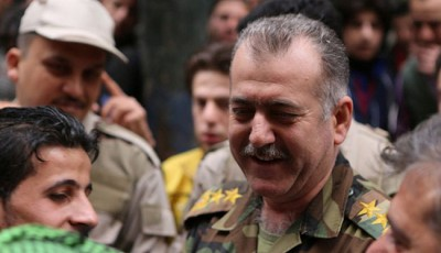Syrian rebel commander in Aleppo announces resignation