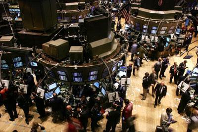 Мировые финансовые и торговые платформы перегружены