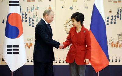 Путин в Сеуле, чтобы протолкнуть новый «Великий шёлковый путь» через КНДР