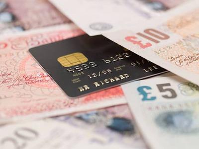 Персональные долги в Британии достигли 1,4 триллиона фунтов