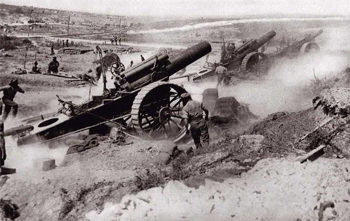 Спустя столетие напрашиваются неприятные параллели с эпохой, которая привела к Первой мировой войне