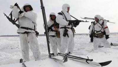 Российские арктические войска