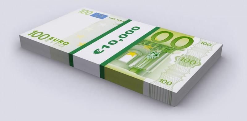 Визуализация долгов обанкротившихся европейских стран