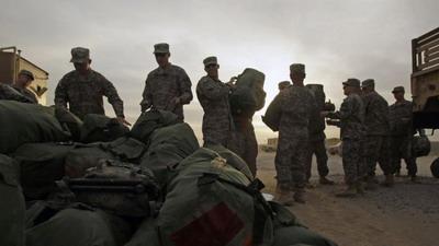 iraq end