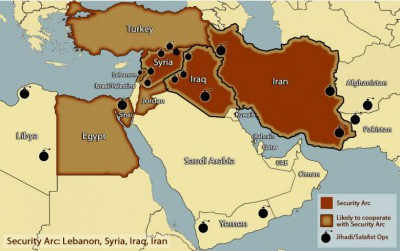 В хаосе ближневосточного терроризма рождается «Дуга безопасности»