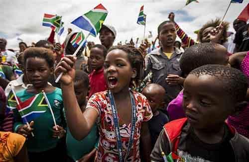 Мир в смятении: 7 стран, за которыми следует наблюдать в 2014 году