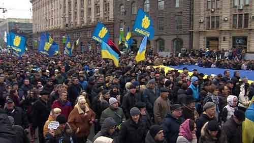 Катастрофа на Украине почти неминуема