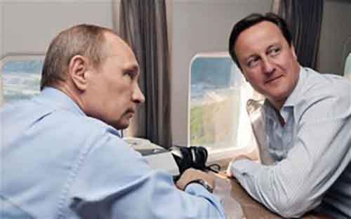 Британия и Россия собираются подписать оборонный контракт