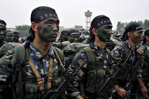 2014: год войны Китая и его проигрыша на всех 5 фронтах