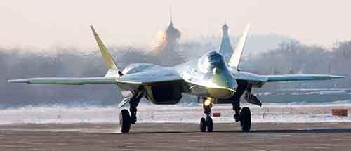 ВВС Индии критикуют проект истребителя пятого поколения, который для них разрабатывает Россия