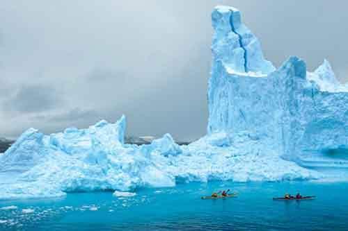 Потепление в Антарктиде связано с естественными климатическими циклами в тропической части Атлантики