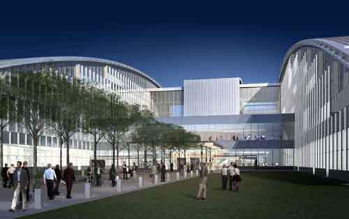 Строительство нового здания штаб-квартиры НАТО оказалось под угрозой срыва