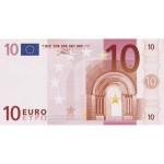 Центробанк Европы разработал новый вид купюры в 10 евро