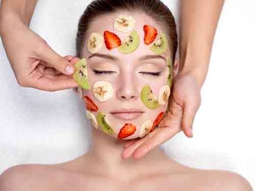 Маски из фруктов для ухода за кожей лица