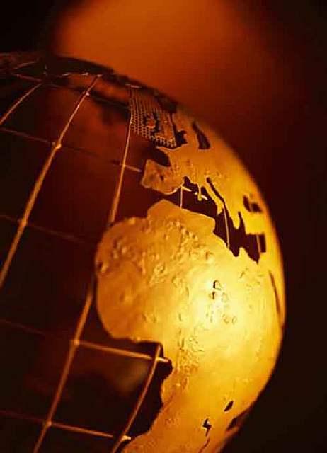 gold-globe-africa
