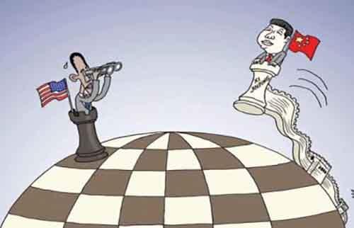 «Разворот к Азии» грозит вылиться в новую мировую войну
