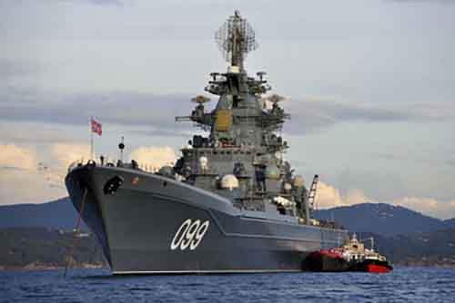 Воскрешение российского военно-морского флота