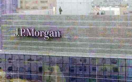 Покончил с собой ещё один банкир JP Morgan
