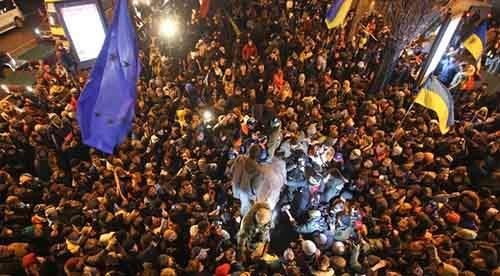 Ни у США, ни у ЕС, похоже, нет внятной стратегии в отношении Украины