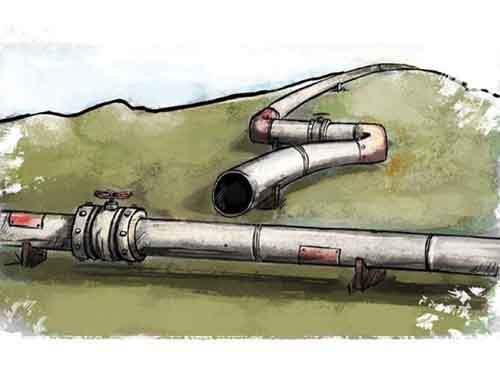 Большая газовая игра вокруг Пакистана