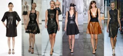 Мода весеннего сезона 2014 года