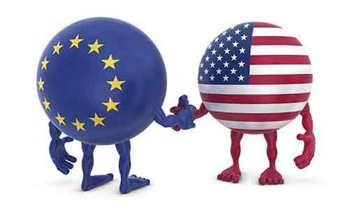 США и ЕС объединились для уничтожения украинской демократии