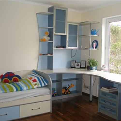 Какую мебель выбрать для детской комнаты