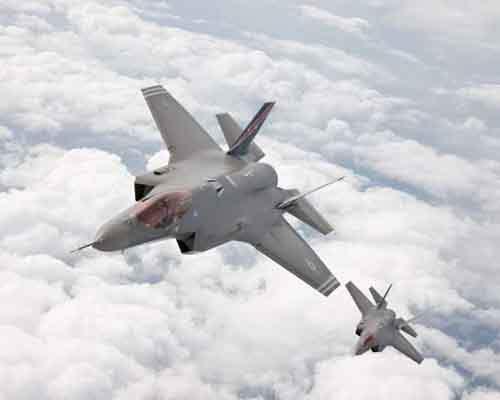 Пентагон выявил множественные проблемы при тестировании истребителя F-35