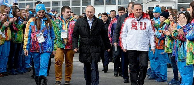 Геополитика холодной войны в Сочи