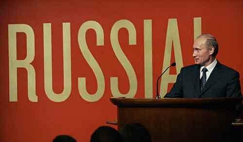 Россия разворачивается к идеологии правых