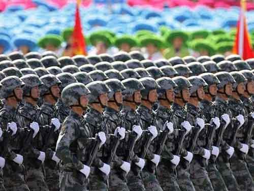 Война Китая 2014 – сильные и слабые стороны