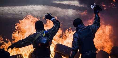 На фоне отделения Львовской области Украина движется к военному положению