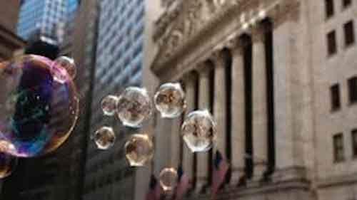 Это не восстановление экономики, это фондовый пузырь